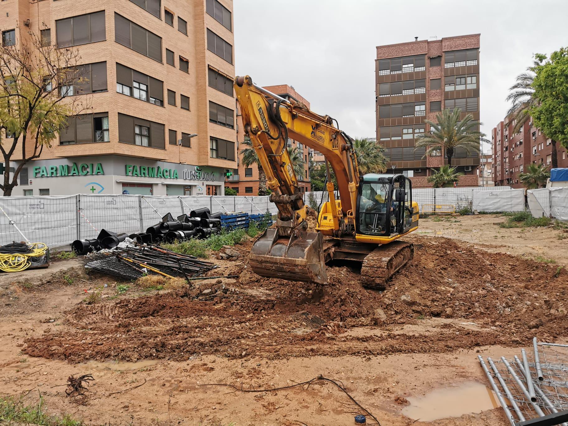 Iniciamos las obras del Edificio Alquería en Xirivella
