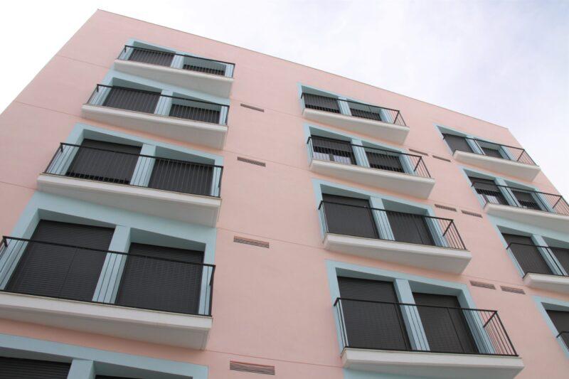 Finalizada la obra de Dama Residencial: 30 viviendas en el entorno de la avenida Cortes Valencianas